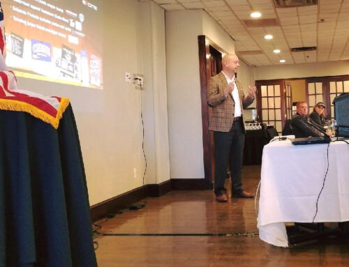 Excite Fundraising President and GM Speaks at COADA Meeting