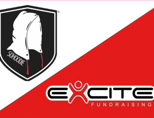 Excite Fundraising and SoHoodie Announce Apparel Partnership