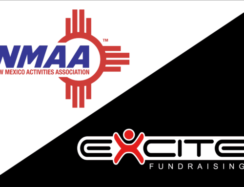 EXCITE FUNDRAISING AND NEW MEXICO ACTIVITIES ASSOCIATION (NMAA) ANNOUNCE PARTNERSHIP